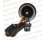Lampa czarna, tylna LED, OS-072