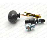 Lampa czarna, tylna LED, OS-121