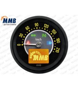 Licznik MMB, Harley Retro, LI-047