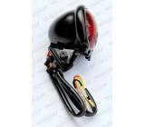 Czarna, tylna lampa, OS-046
