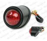 Czarna, tylna lampa, OS-078