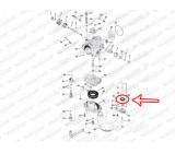 Membrana pompki zrywu, US-080