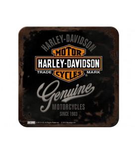 Metalowa podkładka, Harley Genuine