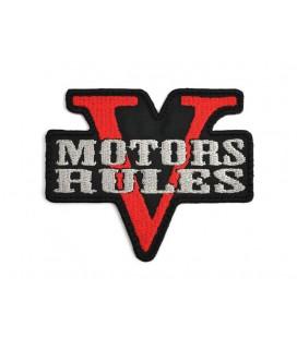 Naszywka (17) V Motors Rules