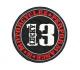 Naszywka (5) Lucky 13