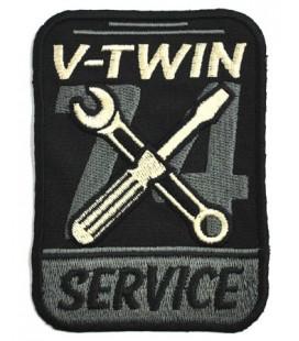Naszywka (53) V-Twin Service