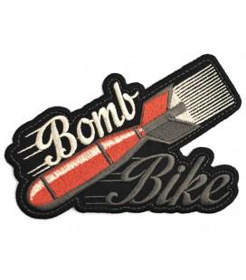 Naszywka (58) Bomb Bike