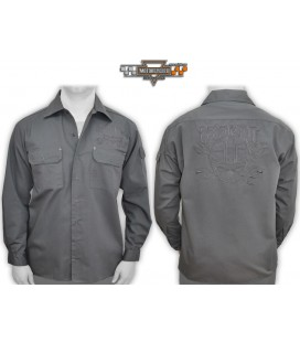 PKK 25 Rebel Spirit Grey