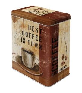 Pojemnik, puszka, Best Coffee
