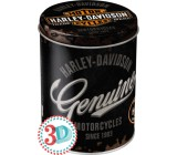 Puszka, pojemnik, Harley Genuine