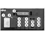 Przekaźnik systemowy TC, EU-055