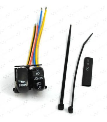 Przełączniki czarne, EU-151