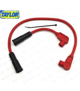 Przewody zapłonowe, czerwone, Taylor, EU-059