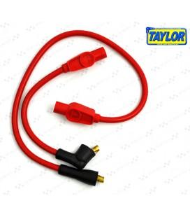 Przewody zapłonowe, czerwone, Taylor, EU-170
