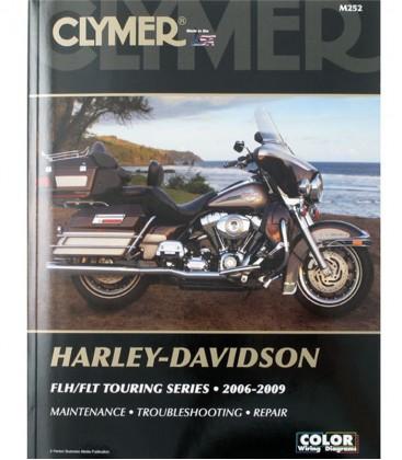 Serwisówka HD Touring 06-09