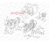 Simering dźwigni biegów US-016