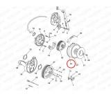 Uszczelka obudowy filtra pow. US-086