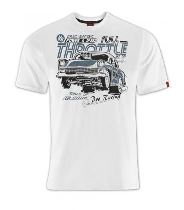 T-shirt Rockabilly Day Black, TSM-002