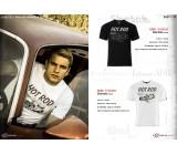 T-shirt Sketch White, TSM-013