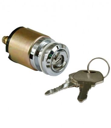 Stacyjka na płaski kluczyk, EU-058