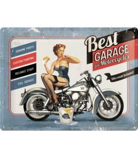 Szyld, tablica, Harley Best