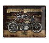 Szyld, tablica, Harley VLE