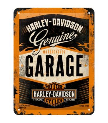 Szyld, tablica, HD Garage