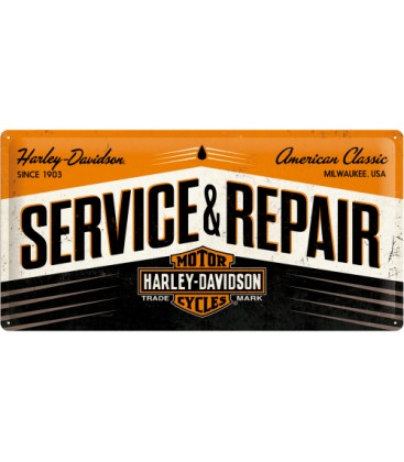 Szyld, tablica, HD Service