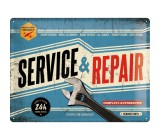 Szyld, tablica, Service and Repair