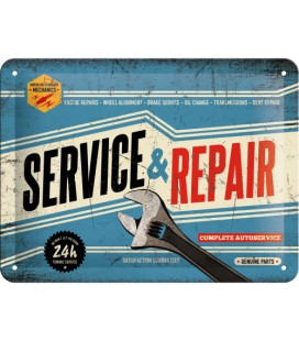 Szyld, tablica, Service and Repair 2