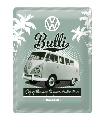 Szyld, tablica, VW T1 Bulli