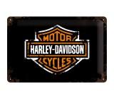Szyld, tabliczka, Harley Davidson