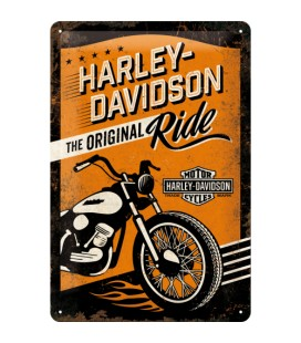 Szyld 30x20 tablica Harley Garage