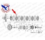 Tarcze sprzęgłowe, Alto, SU-085