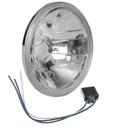 Wkład lampy 5 3/4cala, gładkie szkło