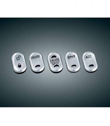 Nakładki na przyciski, Kuryakyn, EU-298