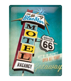 Szyld 30x40 Route66 Motel