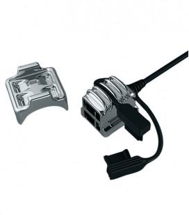 Gniazdo USB na kierownicę, Kuryakyn, AK-217