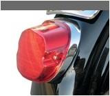 Lampy tylne, podświetlenie rejestracji