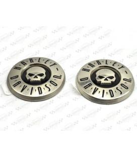 Emblematy na zbiornik Skull ND-144