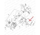 Czujnika temp. powietrza w kolektorze dolotowym, EU-377