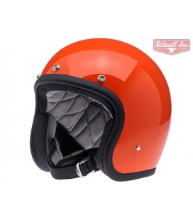 Kask Biltwell Bonanza Hazard Orange