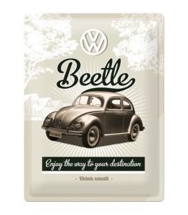 Szyld 30x40 VW Beettle