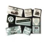 Magnesy, zestaw, VW Retro