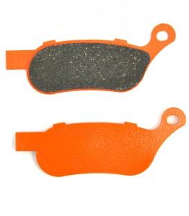 Klocki hamulcowe Twin Cam. Softail, Dyna tył, UH-222
