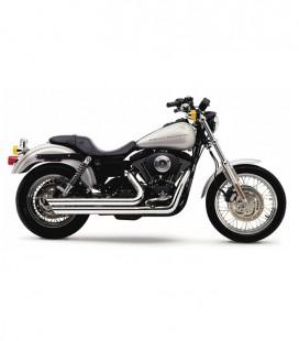 Wydechy Cobra Speedster SlashDown Chrome, UW-301