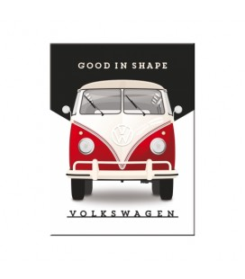 Tabliczka, magnes, VW T1 Good In Shape