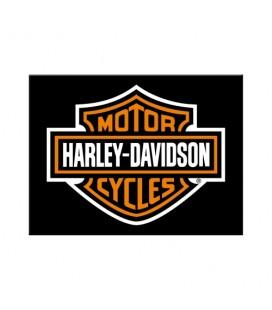 Tabliczka, magnes, Harley logo
