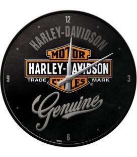 Zegar Harley Genuine