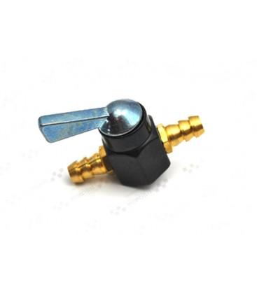 Kranik paliwa czarny UP-019